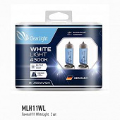 Clearlight - H11 - 12V-55W WhiteLight